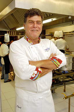 Chef David Zisman
